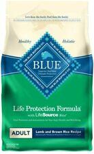 Blue Buffalo Life Protection Dry Adult Dog Food Lamb and Brown Rice 6 LB