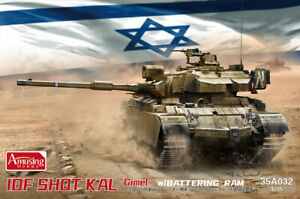 Amusing Hobby 1/35 35A032 IDF Shot Kal w/Battering Ram