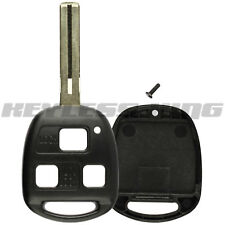 Fits 2001-2005 Lexus IS300 Remote Key Fob Shell Case Cover HYQ1512V HYQ12BBT