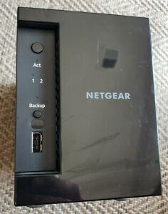 NETGEAR RN10200 ReadyNAS 2-bay NAS Drive Enclosure no disks