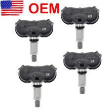 4pc OEM Tire Pressure Monitor Sensor TMPS Set For Honda Fit Civic & Civic Hybrid