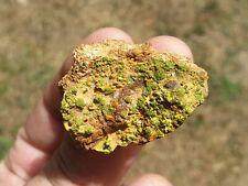 """Crocoite et Pyromorphite de """"Le cantonnier"""" 21g France minéraux mineral Dordogne"""