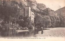 GORGES TARN - and Castle of the Caze