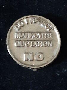 Markovits Quotation Token