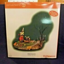 Department 56 Halloween Rat Race Animated Accessory Halloween Nib 53226