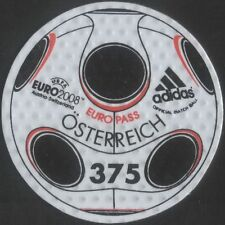 Austria 2008 EURO 2008 Football Championships/Adidas Europass Ball 1v s/a at1175