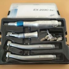 Dental NEW MAX high speed handpiece and low contra angle kit 2 hole Good quality