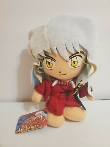 Rumiko Takahashi Inuyasha Plush New With Tag See All Pictures AS IS