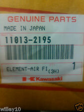 NEW OEM Kawasaki Air filter 11013-2195 John Deere