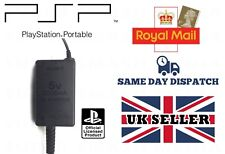 OFFICIAL GENUINE SONY PSP CHARGER AC POWER ADAPTER UK 3 PIN PLUG PSP-103