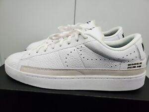 Nike Blazer Low X White Gum - White/Summit White/Gum Light Brown/Black - Size 12