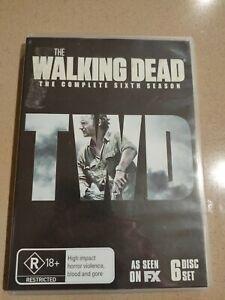 The Walking Dead - Season 6  DVD