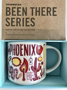 Starbucks Coffee Been There Series 14oz Mug PHOENIX Arizona Cup w/SKU