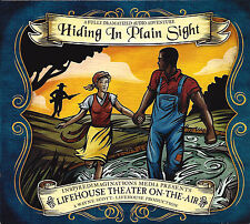 NEW Hiding in Plain Sight Audio CD Lifehouse Theater On The Air Theater