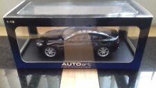AUTOart 1/18 Aston Martin V8 Vantage in black.