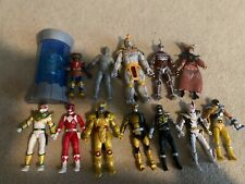Mighty Morphin Power Rangers Lightning Collection Lot 13 Figures