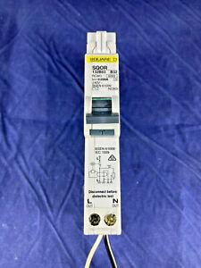 Square-D SQOR132B03 B32 6KA 30MA Rcbo 32 amp rcbo trip switch , rcd + mcb switch