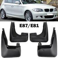 FRONT REAR FIT FOR BMW 1 Series E87 2007-2011 MUDGUARDS MUD FLAP SPLASH GUARDS