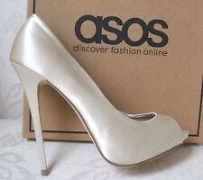 Satin Bridal or Wedding Shoes ASOS for Women