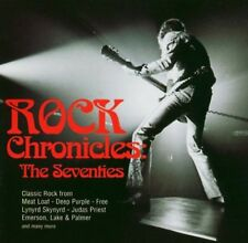 Various-Rock Chronicles: The Seventies CD