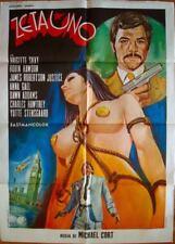 LOVE FACTOR / ZETA ONE Italian 2F movie poster 39x55 SEXPLOITATION VALERIE LEON