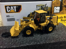 Caterpillar, CAT, 966M, Wheel Loader, HO Scale, By DieCast Masters, #85948