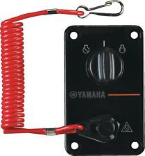 704-82570-11-00 Yamaha Outboard Single Key Switch Panel 704-82570-12-00