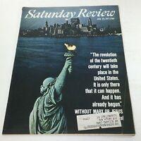 VTG Saturday Review: July 24 1971 - Jean-Francois Revel Roland Gelatt