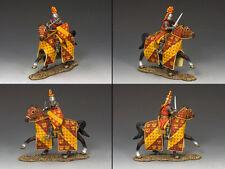 KING And Country MONTATO CROCIATO-un cavaliere della famiglia accarigi mk104