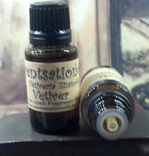 Vetiver Essential Oil 1/2 Oz %100 Pure Relaxing Organic Calming Stabilizing * *