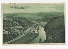 Germany, Schloss Schaumburg a.d. Lahn Hohenlandschaft Postcard, A594
