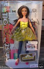 Barbie Stardoll Model Muse Space Doll Style 2 ~ Brunette Yellow ~ SEALED