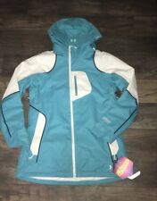 UNDER ARMOUR Womens Infrared ColdGear Glider Ski Jacket 246803 NWT $250 MEDIUM