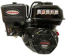 "Simpson 6.5Hp Multi Purpose Engine 3/4"" Shaft Horizontal Shaft Sr170Fb - 208Cc"