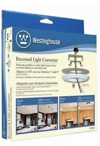 Westinghouse 0101100 Recessed Light Converter New In Box