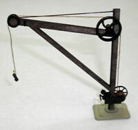Ancorton Models 95811 Yard Crane (Wooden)Laser-Cut Wood Kit 00 Gauge Model Rail