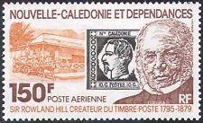 NUOVA Caledonia 1979 ROWLAND HILL/S-On-S/POST OFFICE/Cavallo/carrello della posta 1v (n42132)