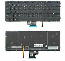 New US Black Keyboard Fit Dell Precision 3510 M3510 M3520 with Pointer No Frame Without Backlit
