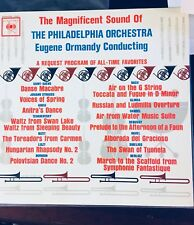 The Magnificent Sound Of The Philadelphia Orchestra, Eugene Ormandy Conduct 2-LP
