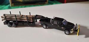 Ertl Ram Cummins Custom truck and trailer