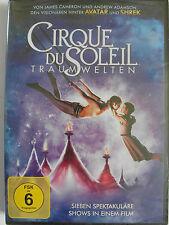 Cirque du Soleil - Traumwelten - Großer Zirkus aus Kanada, Circus, James Cameron