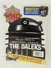 DOCTOR WHO Magazine DWM #252 Jun  1997