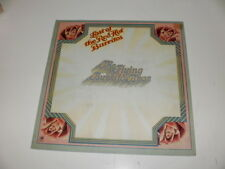 THE FLYING BURRITOS BROS - The Last Of The Red Hot Burritos - LP 1972 ITALY A&M