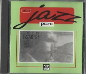 JEFF JARVIS / WHEN IT RAINS - PURE JAZZ VOL.13 * NEW CD 1990 * NEU *