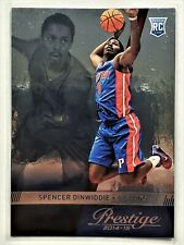 2014-15 Panini Prestige Spencer Dinwiddie #193 RC Rookie