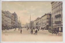 AK Wien II, Praterstrasse, um 1900