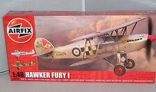 AIRFIX Kit de modelismo A04103 Hawker Furioso I Avión 1:48 Hornby