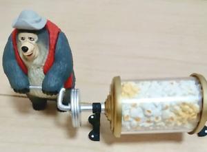 Disneyland Country Bear Jamboree Popcorn Wagon  Big Al  Mini Figure  Tokyo Japan
