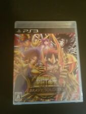 New PS3 Saint Seiya Brave Soldiers import from Japan Free Shipping