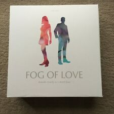 Fog of Love Board Game ** Complete in As New Condition**